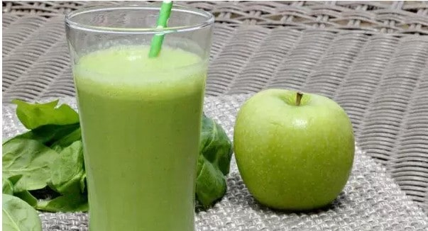 cerely spinach juice