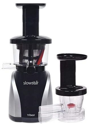 Tribest SW-2020 compact juicer