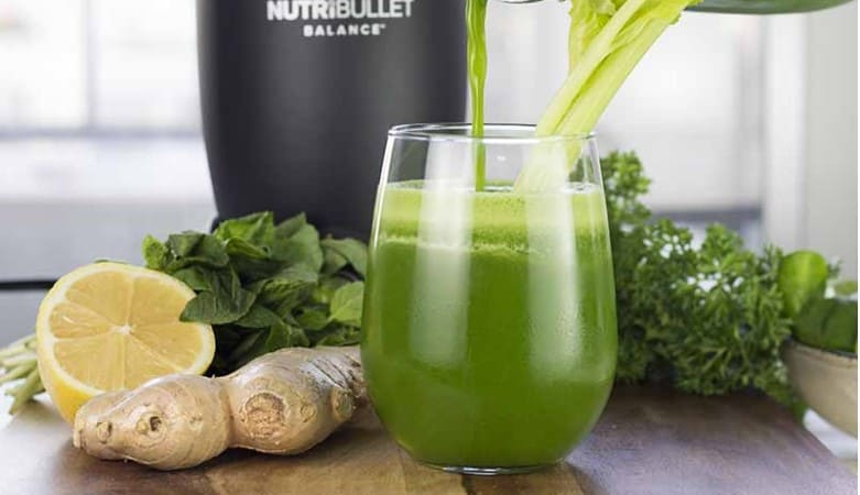 cerely ginger juice recipe